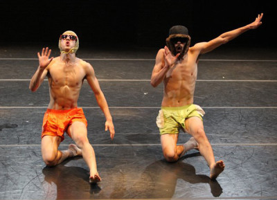 「Coexistence  (ソウル国際公演フェスティバル コデックス賞)」Ambiguous Dance Company(Kim Bo-ram, Jang Kyung-min)